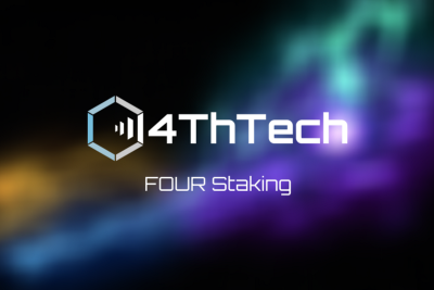FOUR Staking, a 4thTech 2.0 crucial utility feature!