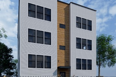 Chicago developers are constructing bigger wood residential buildings due to changes in the code