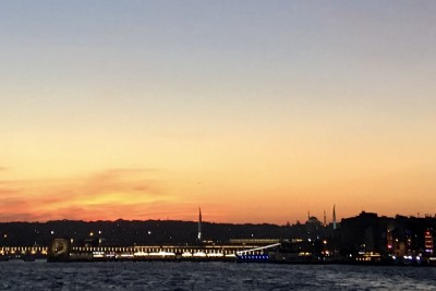 LOVE-HATE RELATIONSHIP WITH ISTANBUL