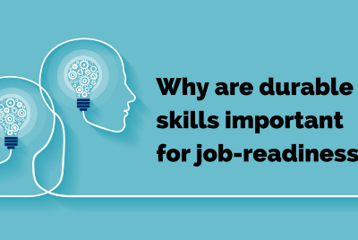 Durable skills will help you improve your job-readiness & future-proof your career!