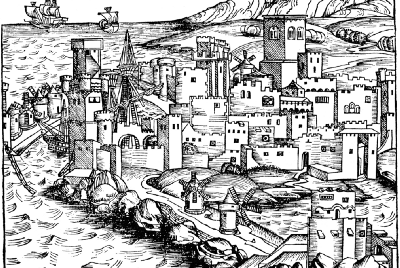 The Epic Siege That Saw 500 Knights Hold Off 70,000 Invaders