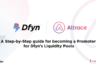 How to Earn Referral Fees by Becoming a Promoter of Dfyn Liquidity Pools