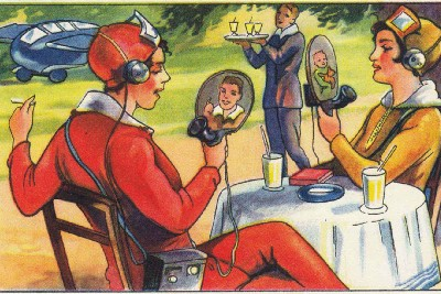 """How People on """"the 30s"""" envisioned the Future."""