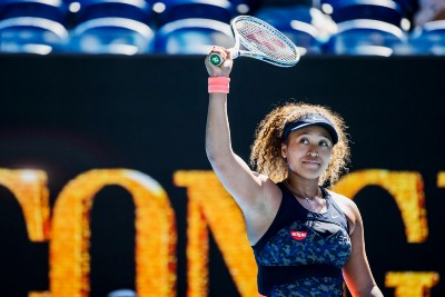 Naomi Osaka Just Wants To Play Tennis—Or Maybe Not