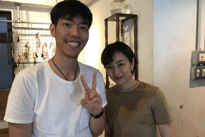 I visited LATTEST, the cafe that Mizuki (Terrace House Boys & Girls in the City) works at