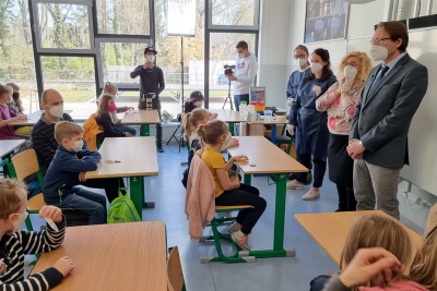 Schools in the Czech Republic launched student testing with TrustOne