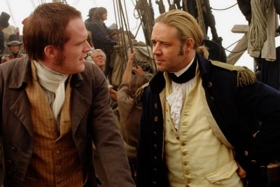 'Master and Commander' and Me and You