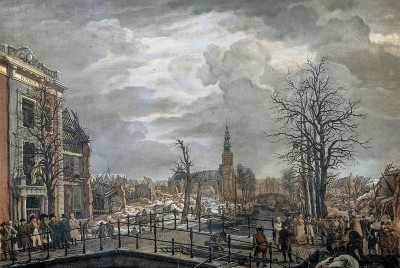 Measuring urban inequalities. Spatial patterns of service access in sixteenth-century Leiden