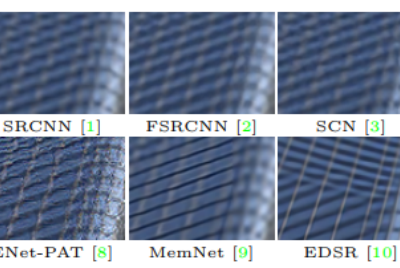 Image Super-Resolution Using RCAN: Residual Channel Attention Networks
