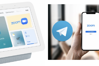 Call Me with Home Assistant, Zoom and Telegram Bot