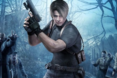 Resident Evil 4: A Blast from the Past