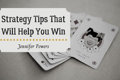 Poker Strategy Tips That Will Help You Win