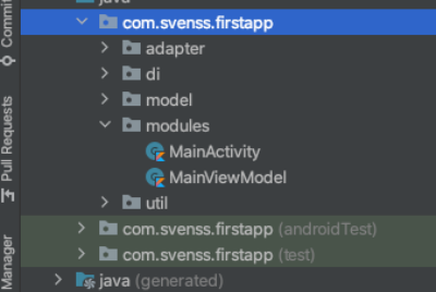 Creating a basic App-Mvvm and Retrofit with Kotlin (Part 2–3).