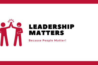 Why Leadership Matters…