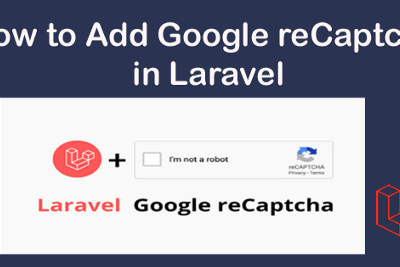 How to Add Captcha on Register page and login page in Laravel