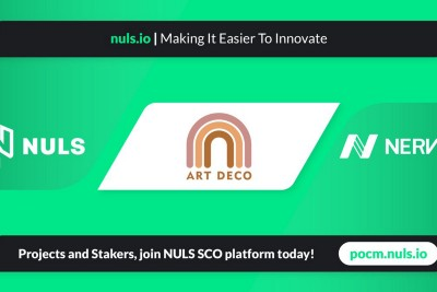 ARTDECO Partners with Nuls.io On Their SCO platform For Greater Scalability
