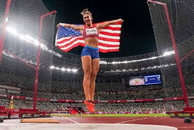 Why Olympians and High Performers Use Affirmations
