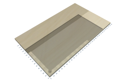 Spoilboard Level Bed With In-Built Flipping Jig—Free CNC G-Code
