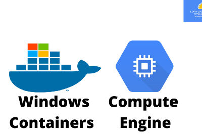 Running Windows Containers on Compute Engine