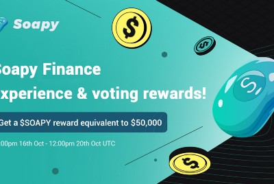 Soapy Finance Hackathon voting, product experience, and rewards