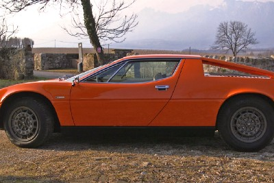 Maserati Merak: The French Connection