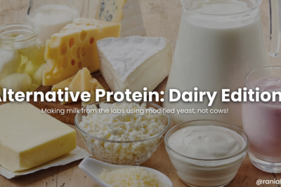 A 5-Step Guide To Making Milk In The Labs.