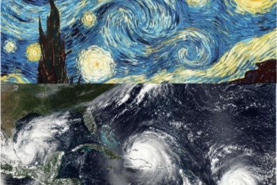 Do You See the The Art of Hurricanes?