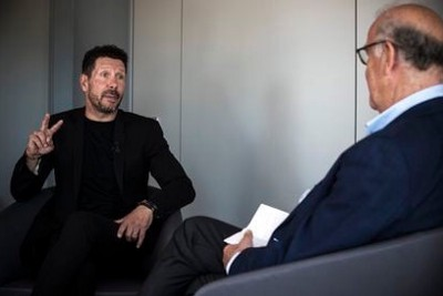 """Simeone: """"I can be a bad coach, but I'm not stupid"""""""