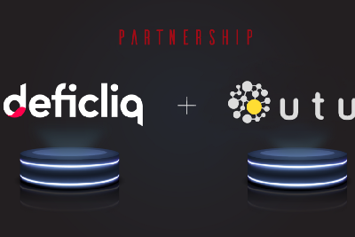 DefiCliq and UTU Partner to Improve Creditworthiness for Under-Collateralized Loans