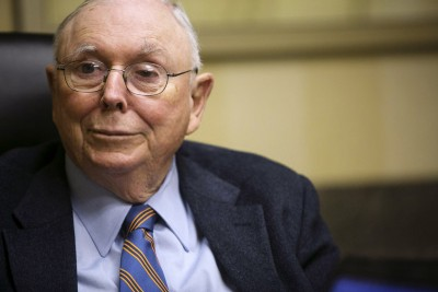 Things to learn from Charlie Munger