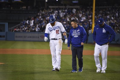 Justin Turner likely out for postseason with Grade 2 hamstring strain