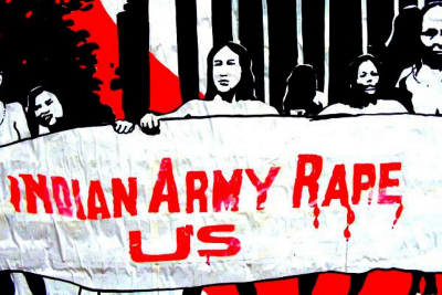 The Body in Protest: 'The Mothers of Manipur' by Teresa Rehman