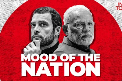 Who Moved India Today's Mood of the Nation Polls? Definitely not India, today