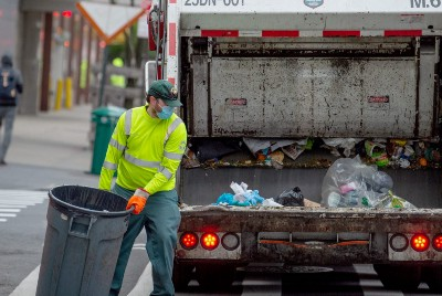 The labor shortage means nobody wants to pick up your trash