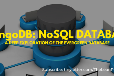 MongoDB: The NoSQL Database