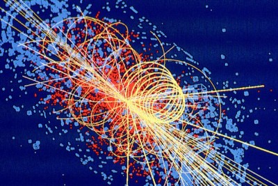 What Actually Happens in a Particle Collision?