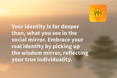 Is your self-identity holding you back?