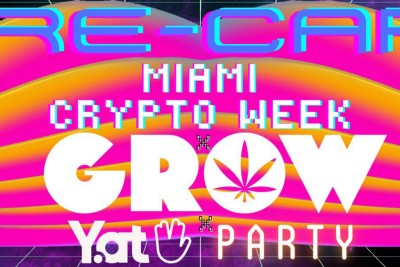 RE-CAP: $GROW launch, Miami Crypto Week, Fetty Wap & other stories!