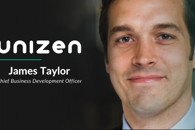 Welcome, James Taylor: From BNY Mellon to Unizen