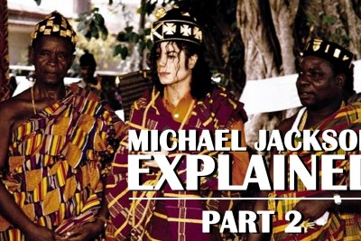 MJ Explained: did Michael Jackson really want to become white?—PART 2