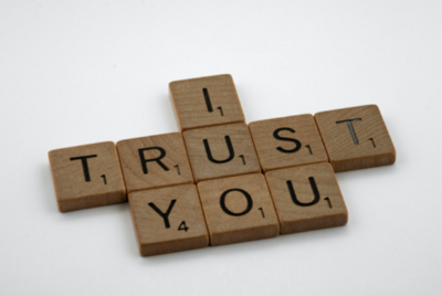 Can online anonymity lead to higher levels of trust?