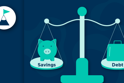 Personal Finance Coach: Should I Save Money or Pay Down Debt?