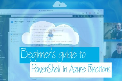 Cloud Drops—Beginners guide to PowerShell in Azure Functions