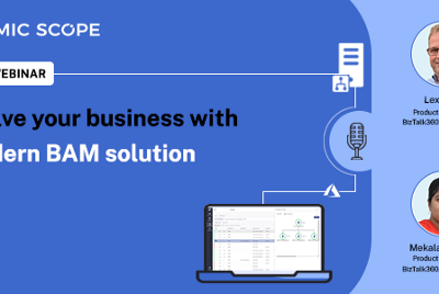 FREE Webinar: Evolve your business with a modern BAM Solution