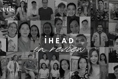 iHEAD 2021 in Review