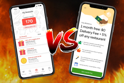 Vittles Rewards vs. Eats Pass: Which service is the better deal?