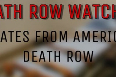 THIS MONTH FROM DEATH ROW: APRIL 2021