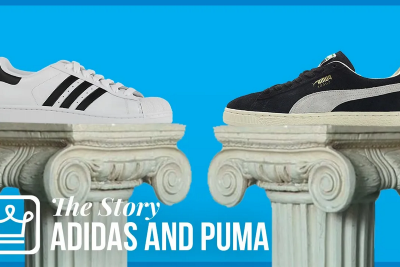 The Enemy Brothers Who Founded Adidas and PUMA