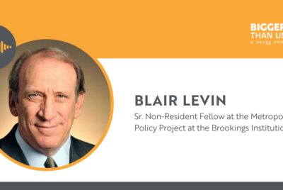 Closing the Digital Divide with Blair Levin, Sr.