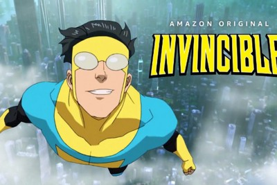 """""""Invincible"""" is Awesome"""